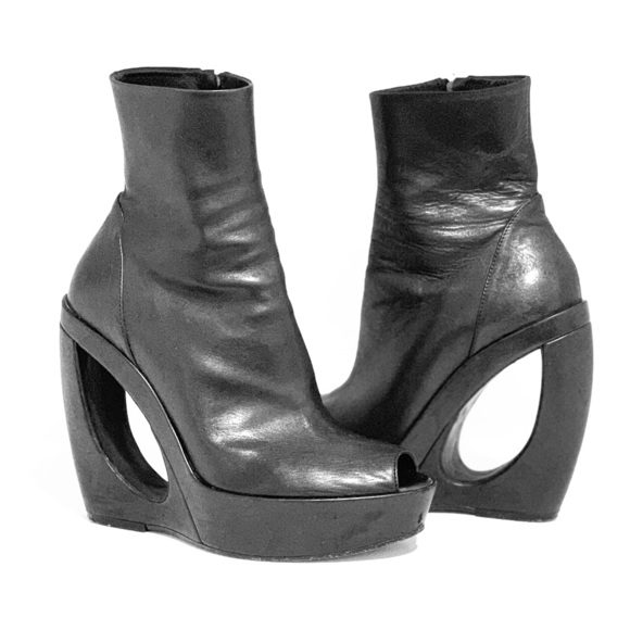Ann Demeulemeester Ankle Boots   Poshmark